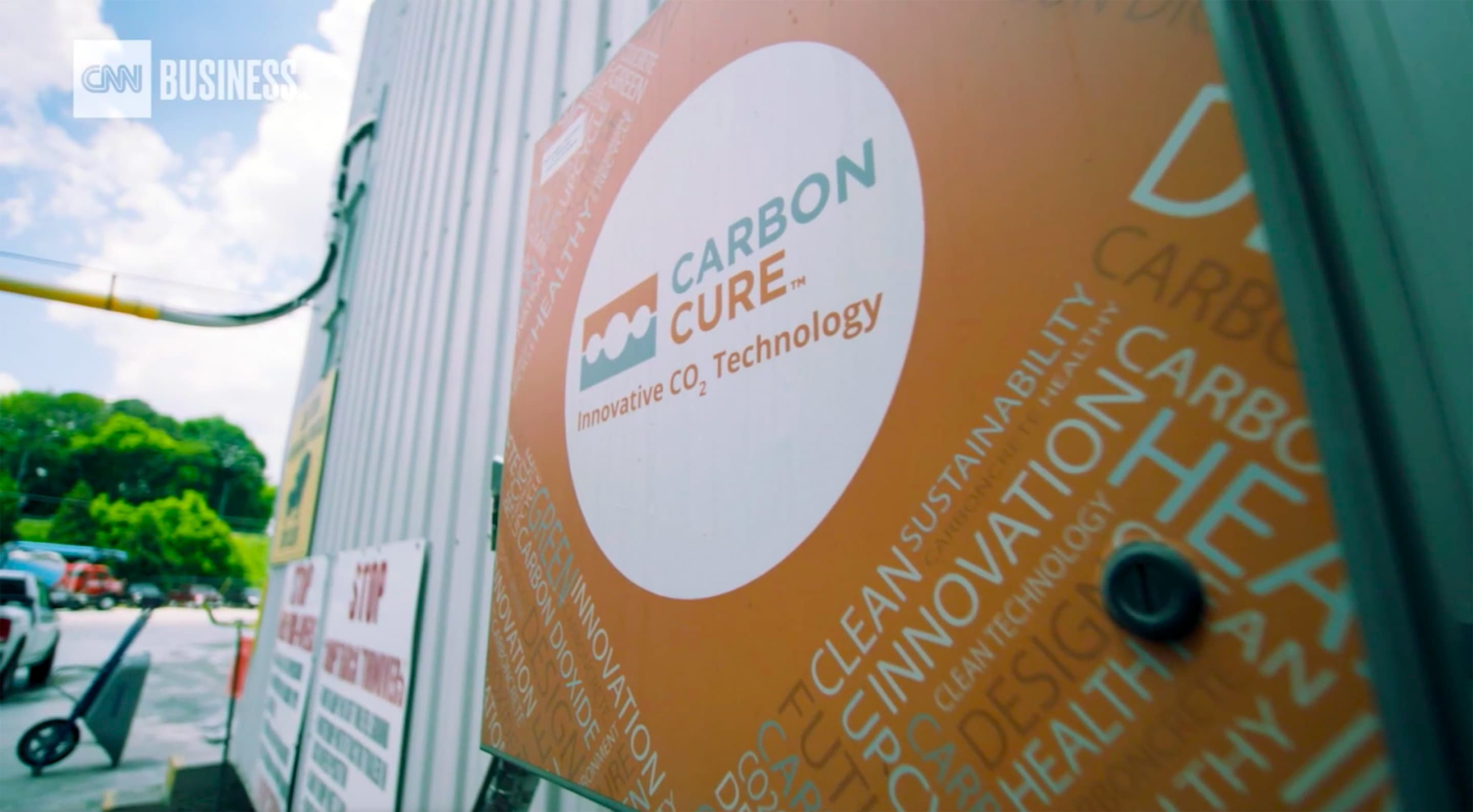 Amazon and Breakthrough Energy Ventures Co-Lead Investment in Cleantech Company, CarbonCure