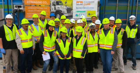 CarbonCure's Consortium Closes the Carbon Loop for the Cement and Concrete Industries Thumbnail