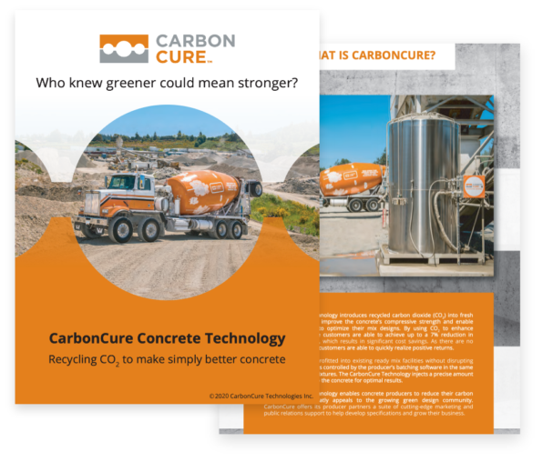 Introduction to CarbonCure for Ready Mix Producers Thumbnail