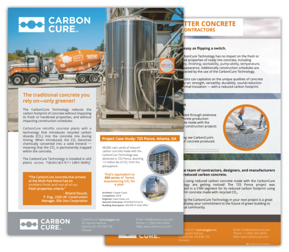 Introduction to CarbonCure for Contractors Thumbnail