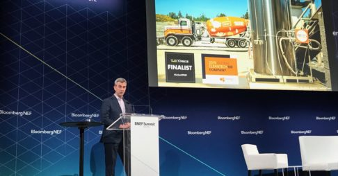 CarbonCure recognized as 2019 New Energy Pioneer by Bloomberg New Energy Finance Thumbnail
