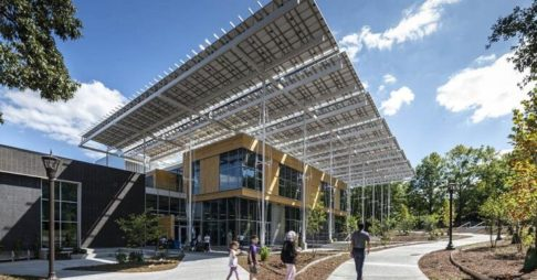 The Kendeda Building for Innovative Sustainable Design Thumbnail