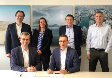 Linde enters strategic alliance with clean technology innovator CarbonCure
