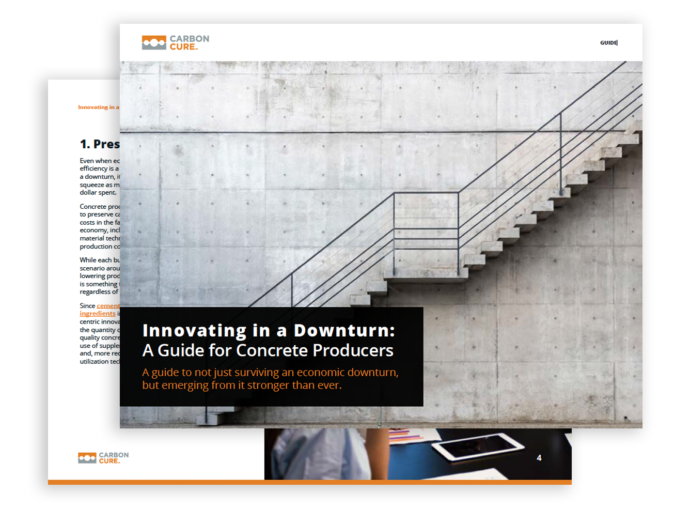 Innovating in a Downturn:  A Guide for Concrete Producers Thumbnail