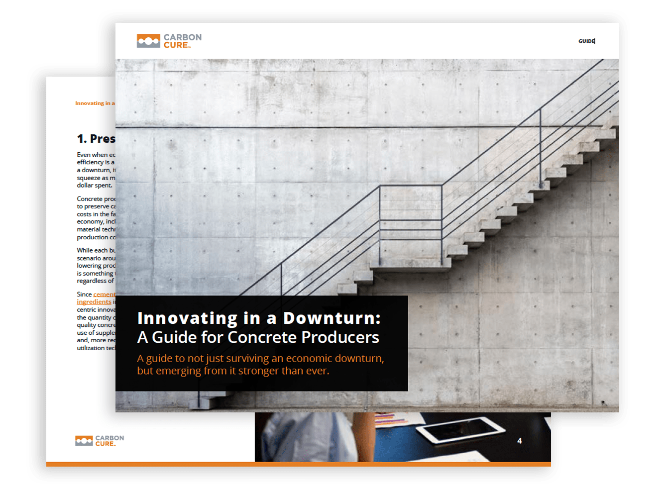 Innovating in a Downturn:  A Guide for Concrete Producers