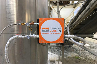 Amazon and Breakthrough Energy Ventures Co-Lead Investment in Cleantech Company, CarbonCure Thumbnail