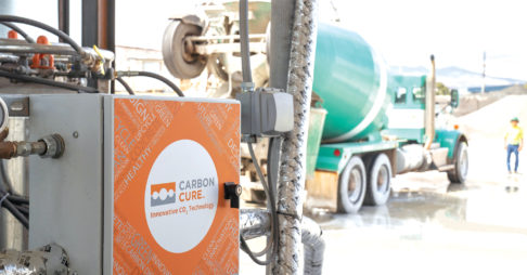 CarbonCure's Path to Decarbonizing the Concrete Industry