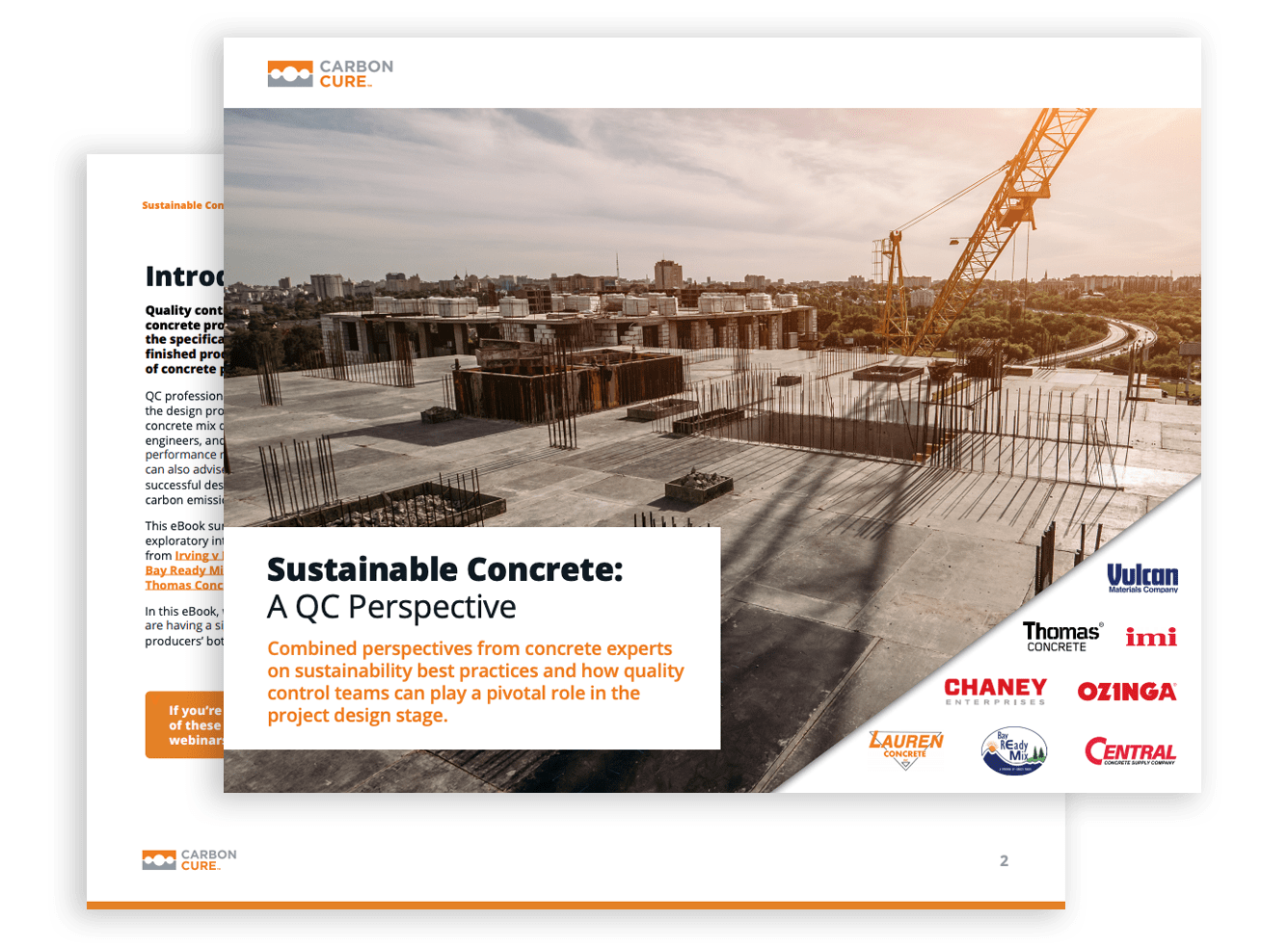Sustainable Concrete: A QC Perspective