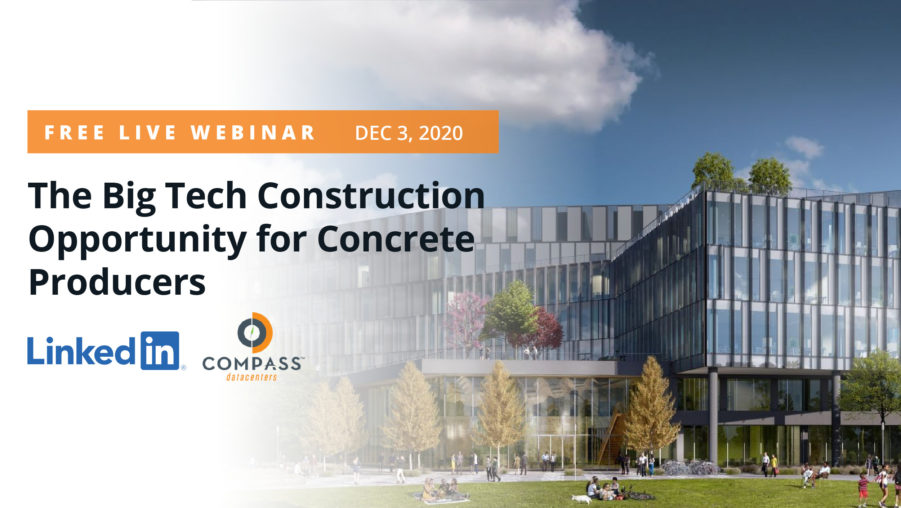 The Big Tech Construction Opportunity for Concrete Producers Thumbnail