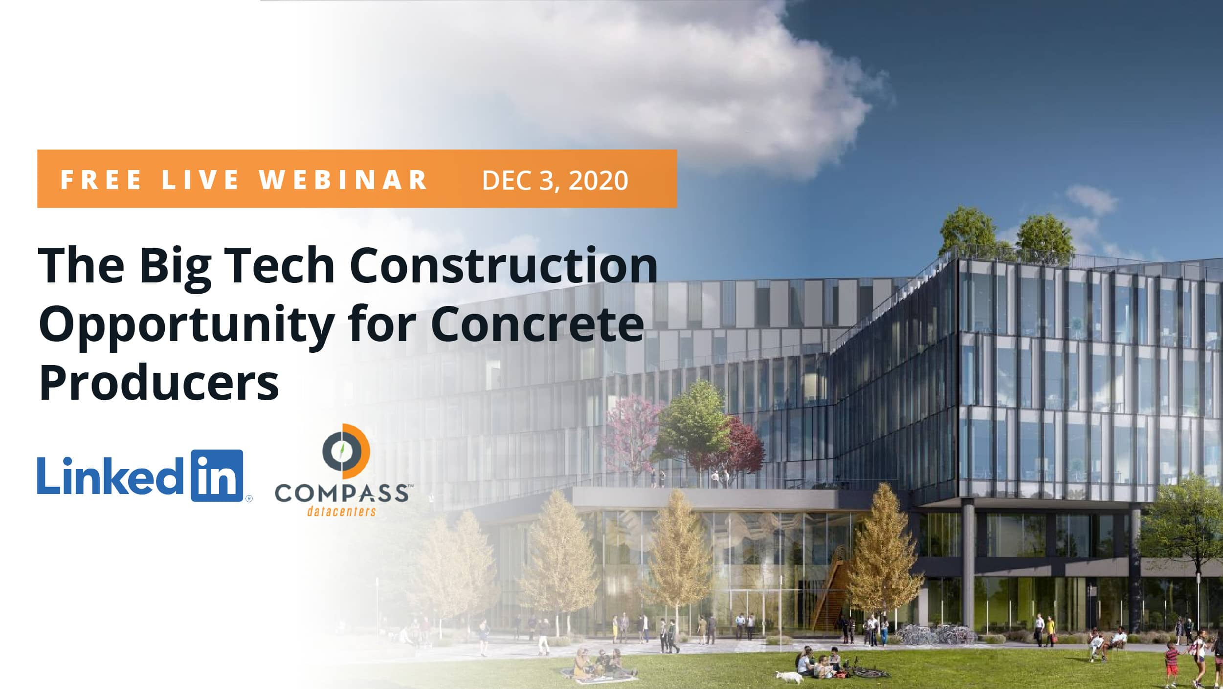 The Big Tech Construction Opportunity for Concrete Producers
