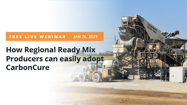 How Regional Ready Mix Producers Can Easily Adopt CarbonCure Thumbnail