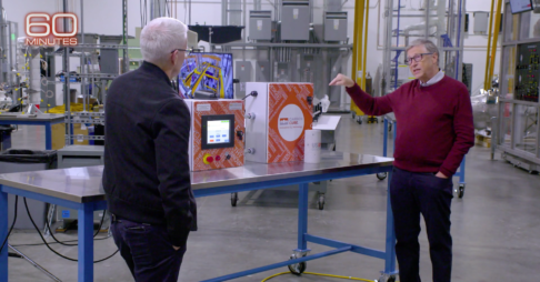 CarbonCure's Concrete Solution Featured on CBS' 60 Minutes Thumbnail