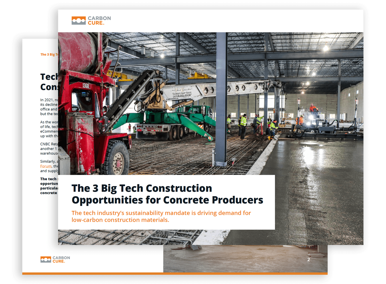 The 3 Big Tech Construction Opportunities for Concrete Producers