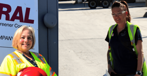 Paving the Way: Highlighting Women in Concrete Construction