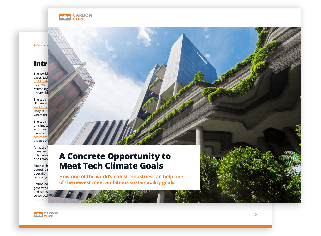 A Concrete Opportunity to Meet Tech Climate Goals