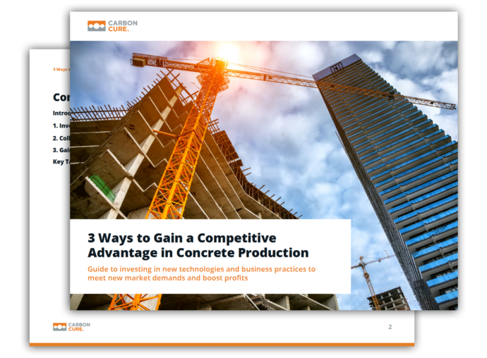 3 Ways to Gain a Competitive Advantage in Concrete Production Thumbnail