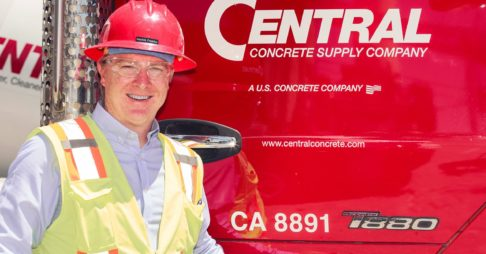 Q&A with Concrete Quality Expert Patrick Frawley at Central Concrete