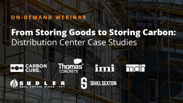 From Storing Goods to Storing Carbon – Distribution Center Case Studies Thumbnail