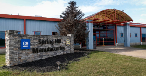 General Motors Spring Hill Stamping/Steel Plant Thumbnail