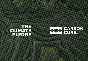 CarbonCure Signs The Climate Pledge, Joining 200+ Total Signatories